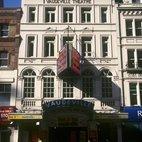 Vaudeville Theatre hotels title=