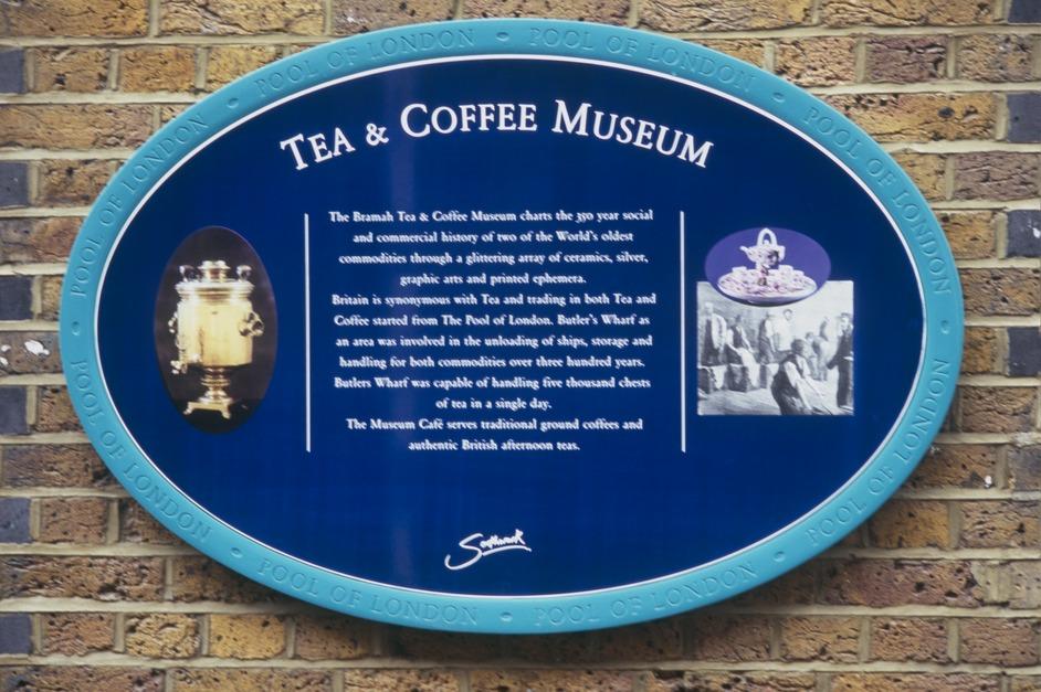 Bramah Tea And Coffee Museum Closed