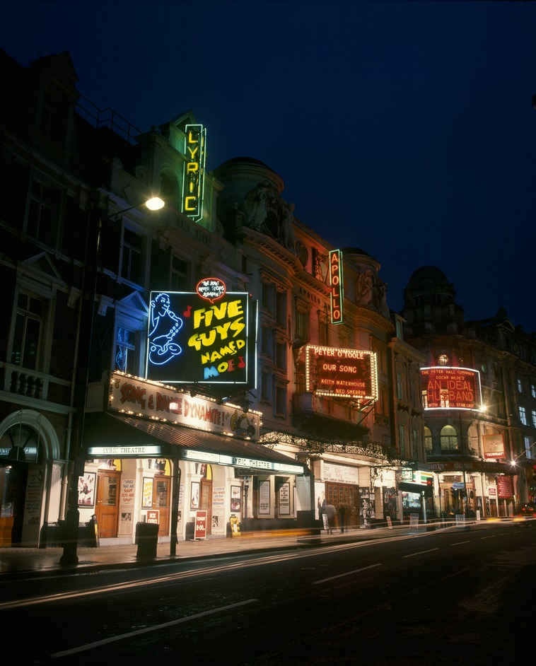 Lyric Shaftesbury Avenue