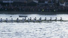The Boat Race: Oxford vs Cambridge