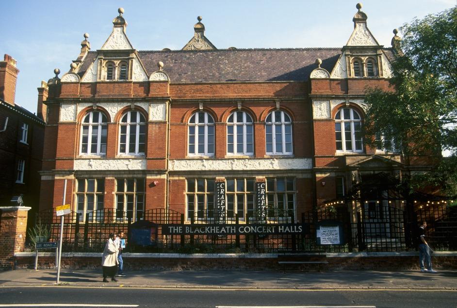 Blackheath Halls