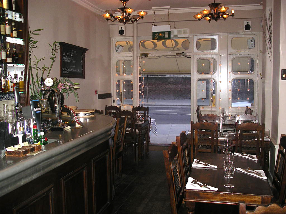 Fogg's Restaurant