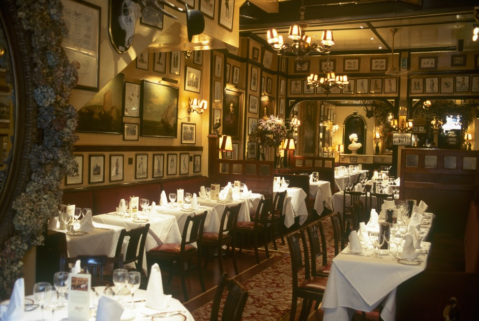 Hotel Restaurant Covent Garden