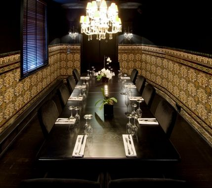 Private Dining Room (2nd Floor)