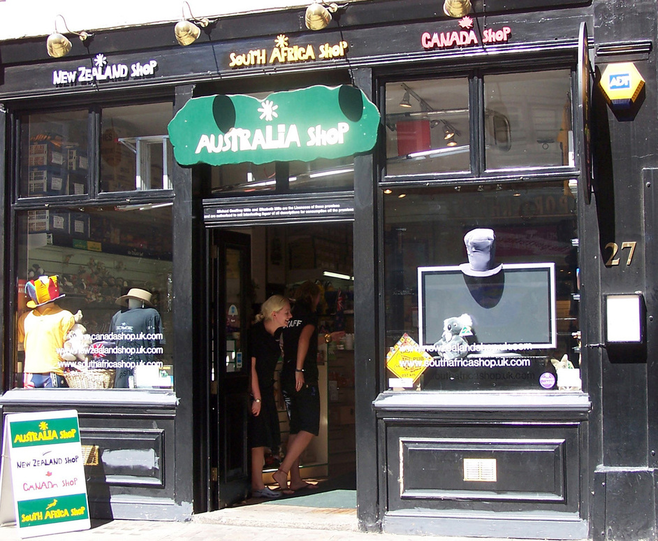 Australia Shop