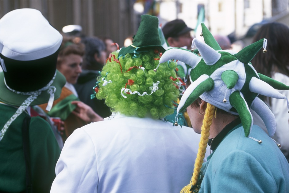 St Patrick's Day Parade and Festival 2016