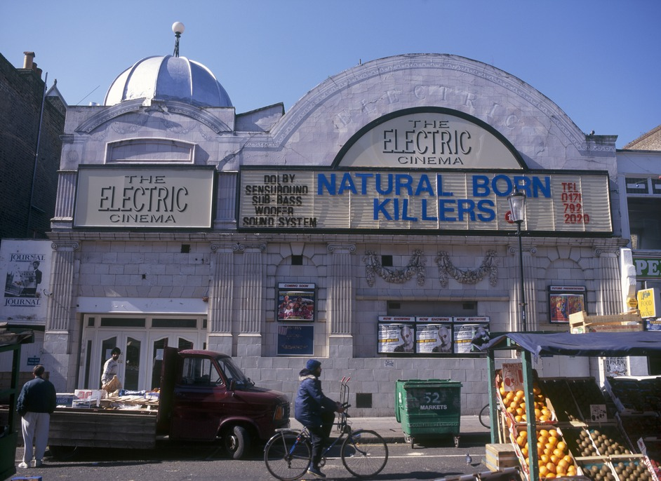 The Electric Cinema, Portobello