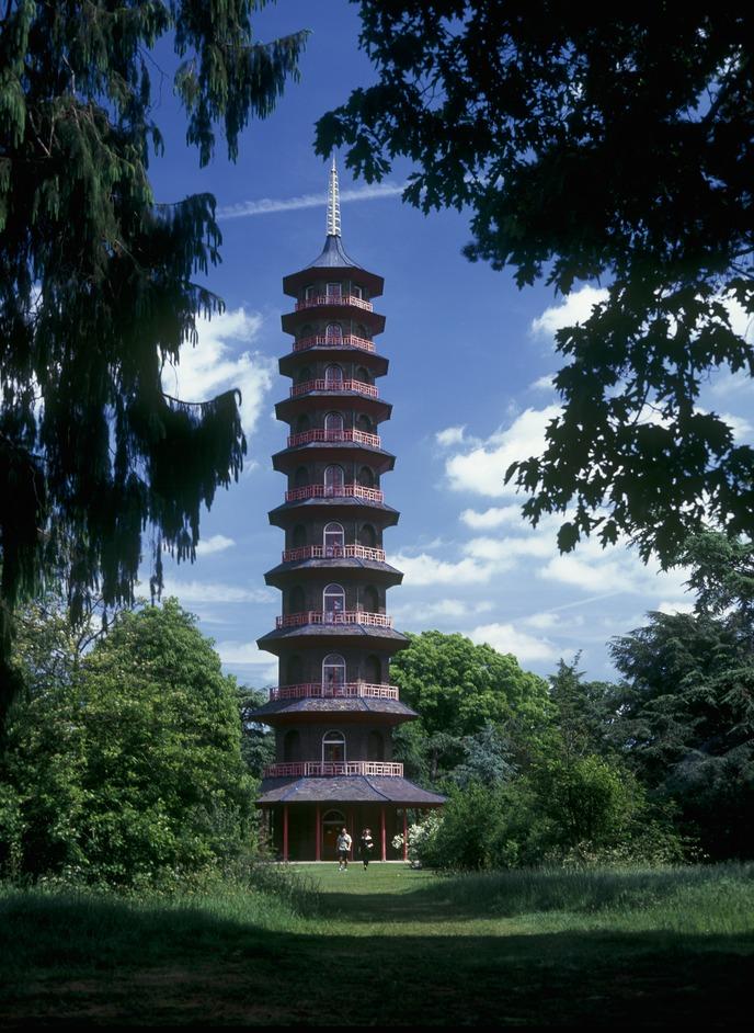 Pagoda at Kew