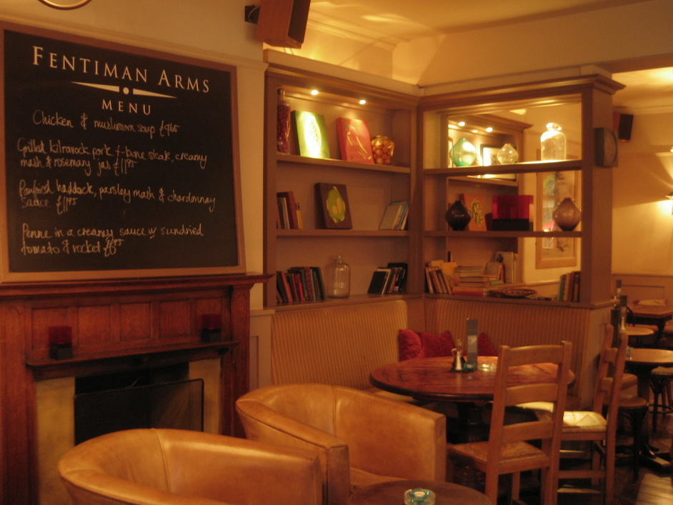 The Fentiman Arms
