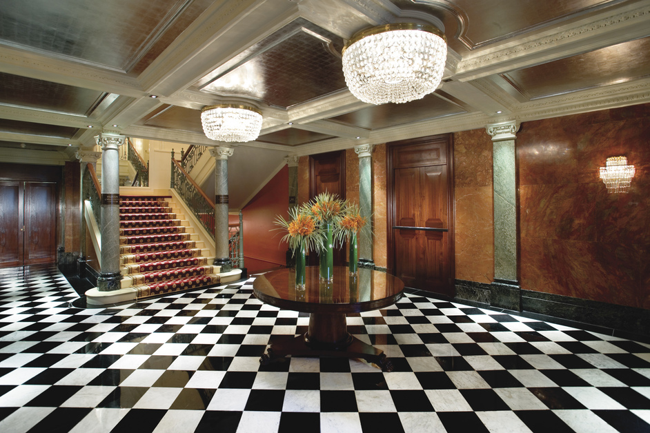 Mandarin Oriental Hyde Park - Ballroom Entrance