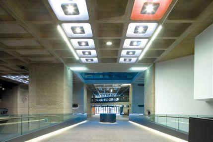 Barbican Exhibition Facilities