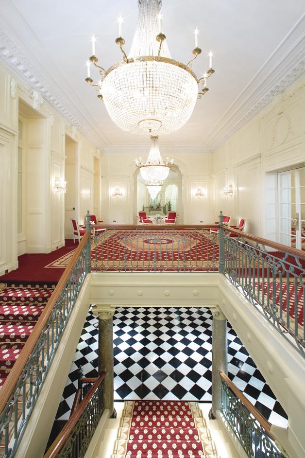 Mandarin Oriental Hyde Park - Ballroom reception