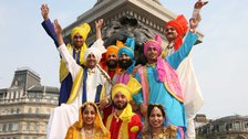 Vaisakhi on the Square - 5th May