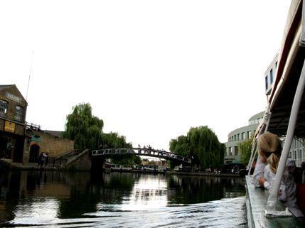 Jason's Canal Boat Trip