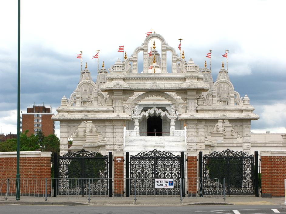 Shri Swaminarayan Mandir (Hindu Temple)