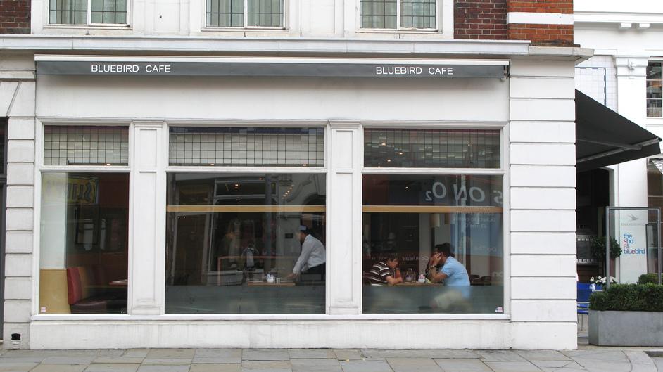 Bluebird Shop (Florist)