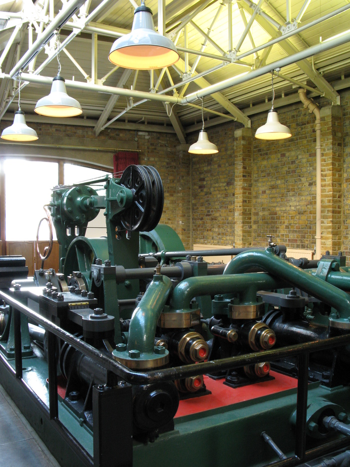 Tower Bridge Exhibition - The Engine Rooms