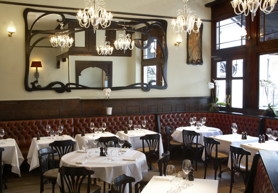 Angelus Restaurant