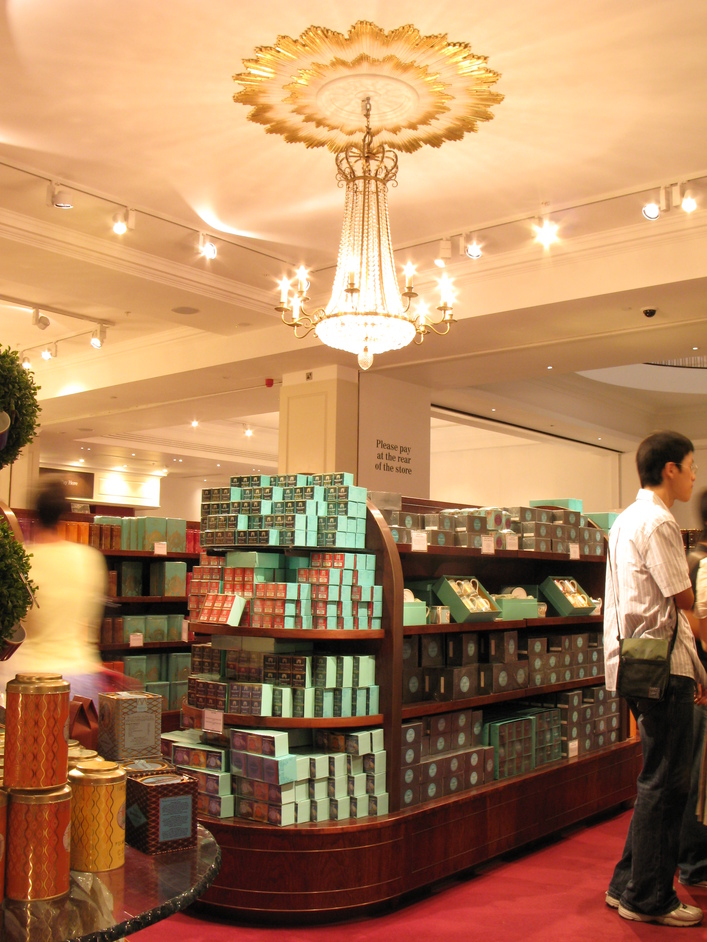 Fortnum & Mason: 1707 Wine Bar