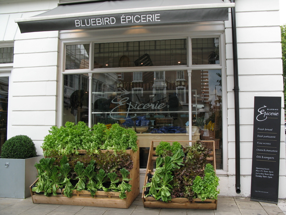 Bluebird Shop (Florist) - The Bluebird Epicerie