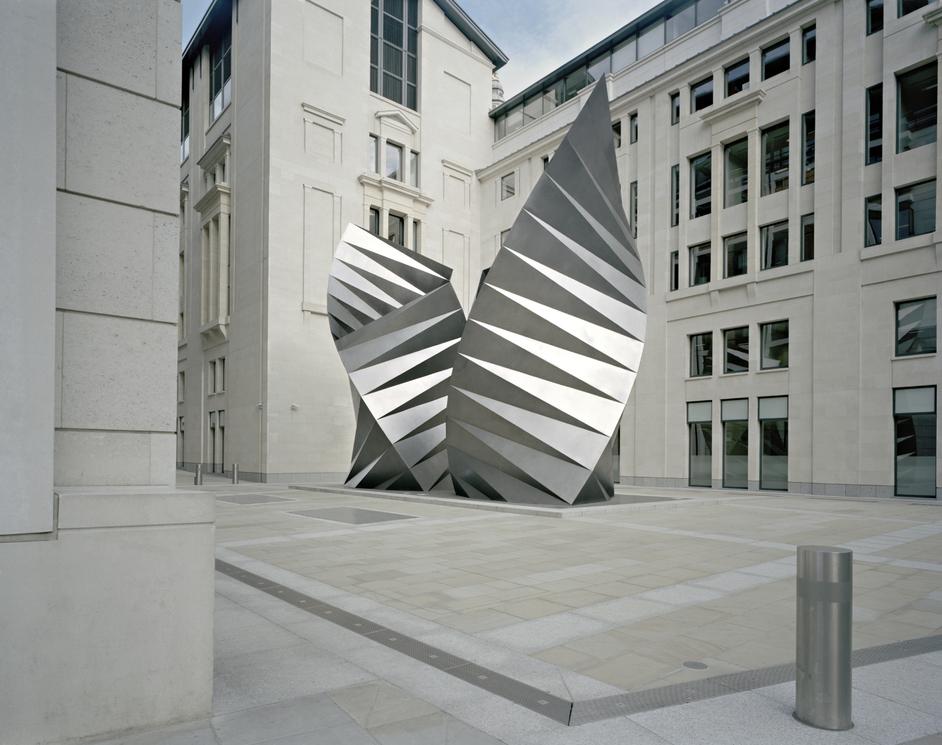 Heatherwick Studio: Designing The Extraordinary - Vents, St. Pauls, London, UK 2002 © David Balhuizen