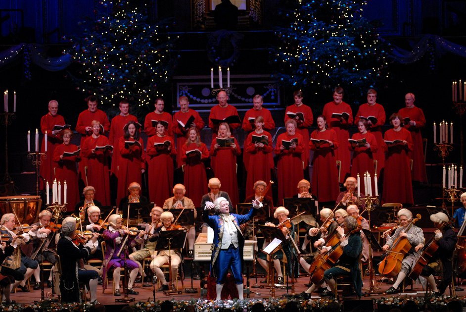 Christmas Carols & Concerts at the Royal Albert Hall