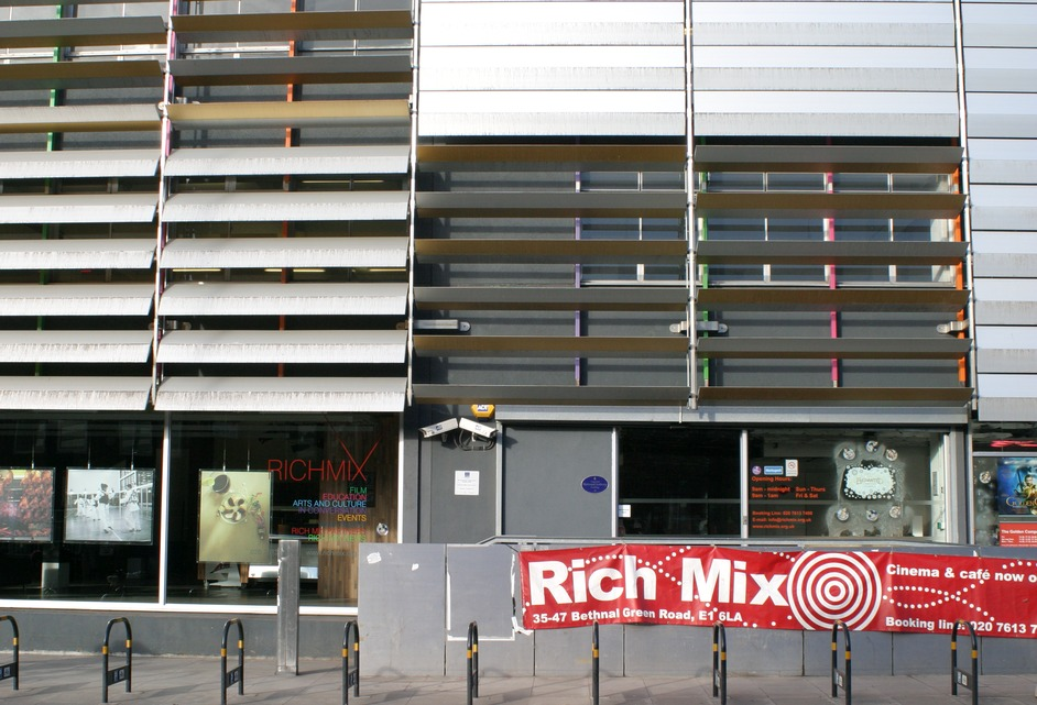 Rich Mix Centre