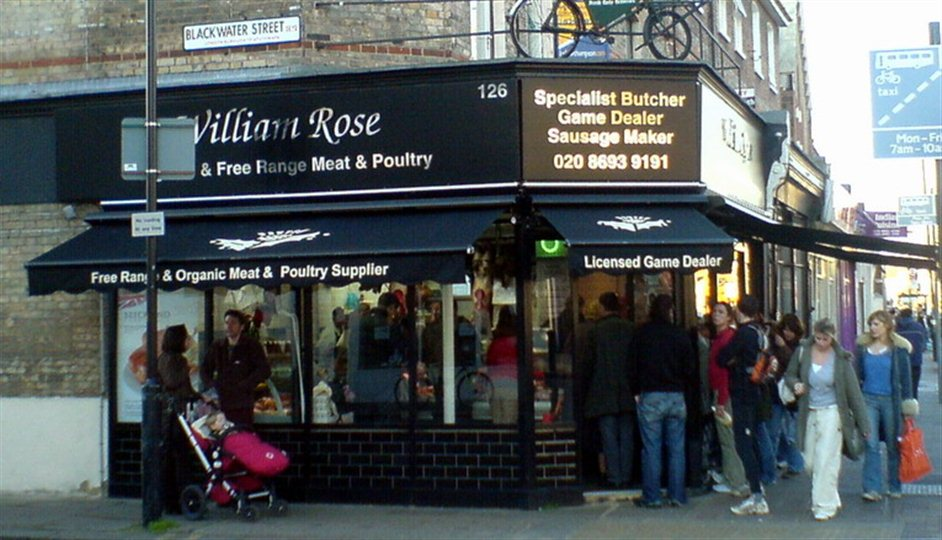 William Rose Ltd Butchers