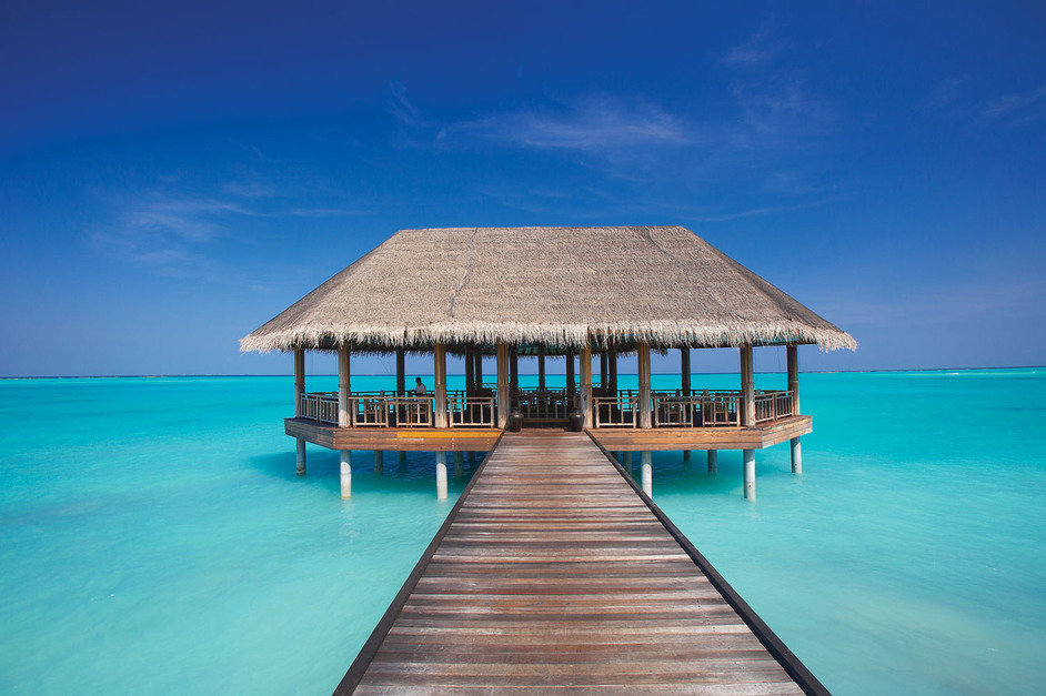 Luxury Travel Fair - Gaafushi, Island Hideaway