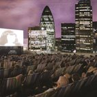 Rooftop Film Club at Queen of Hoxton