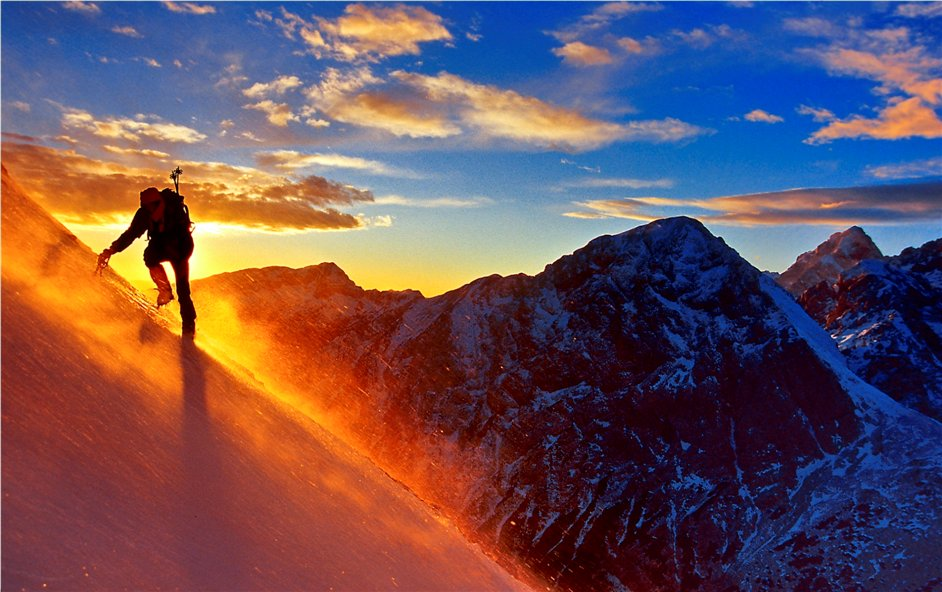 Banff Mountain Film Festival World Tour - Photo by Marko Prezelj