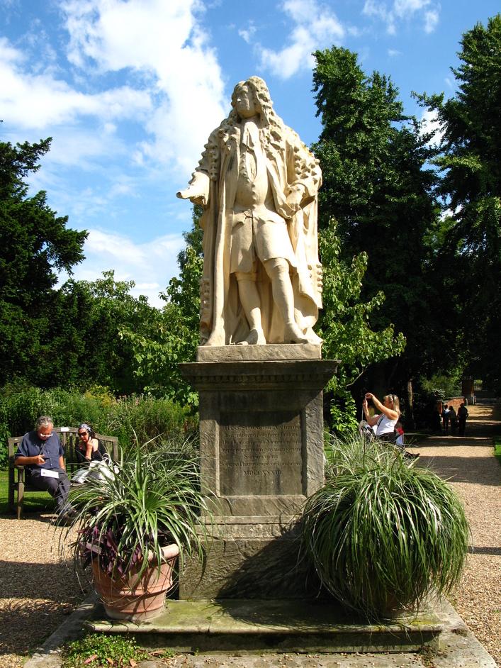 Chelsea Physic Garden - Sir Hans Sloane