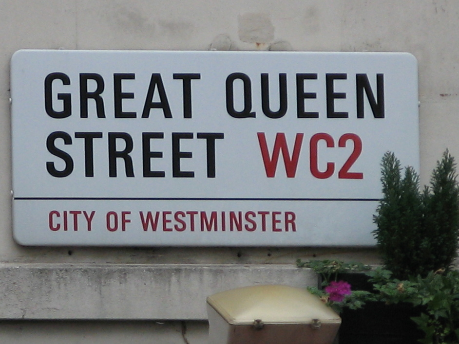 Great Queen Street