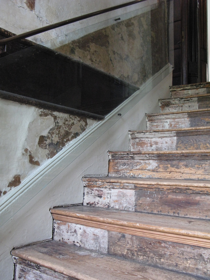 Sutton House - Used staircases