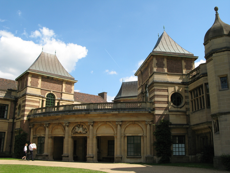 Eltham Palace - Entrance of the Palace