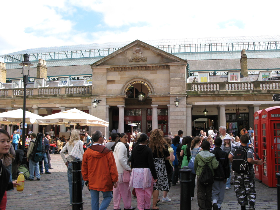 Covent Garden East Piazza