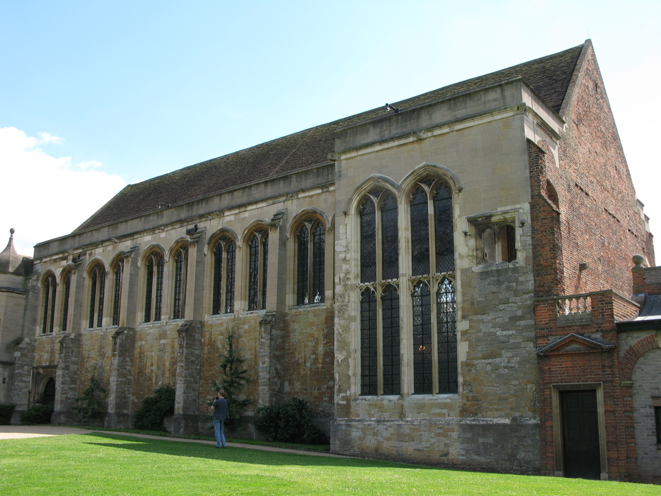 Eltham Palace - Exterior of the Great Hall