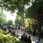 Open Air Theatre, Regent's Park hotels title=