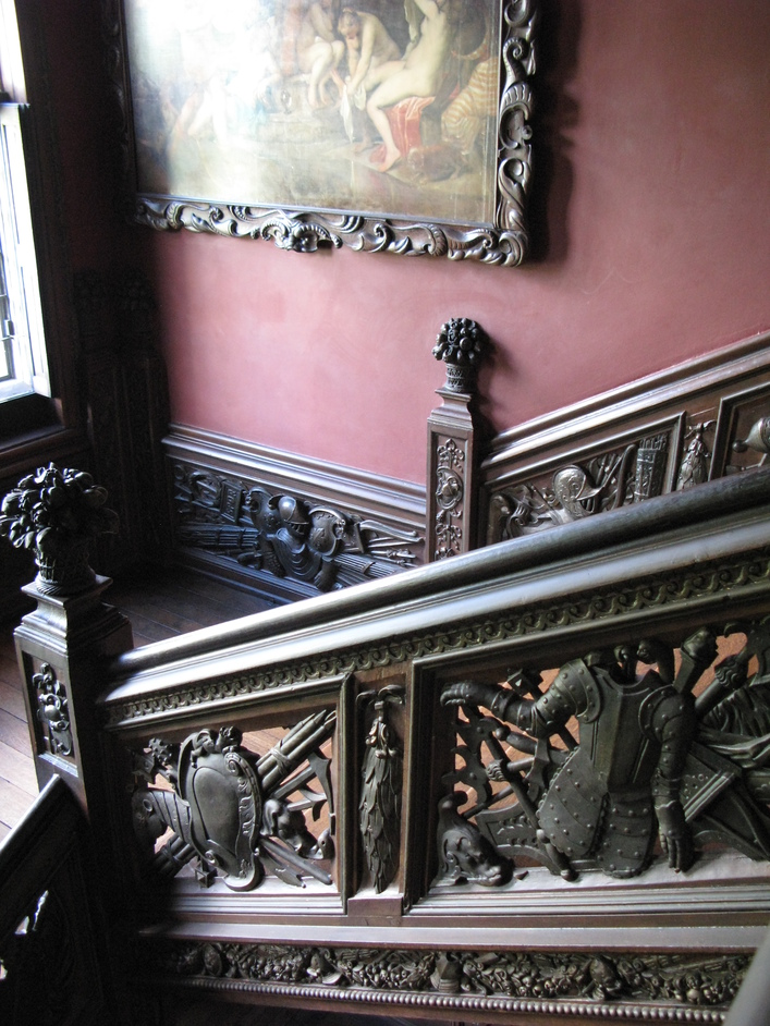 Ham House & Gardens - The Great Staircase