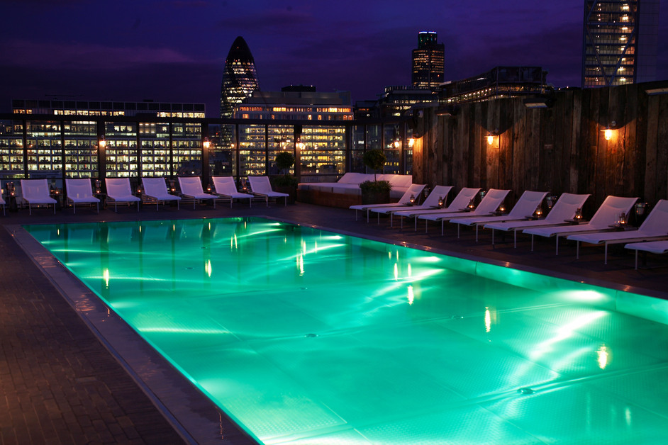 Shoreditch House Images Shoreditch London