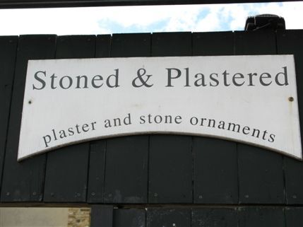 Stoned and Plastered