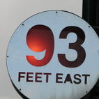 93 Feet East