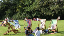 London Green Fair - Regent\'s Park