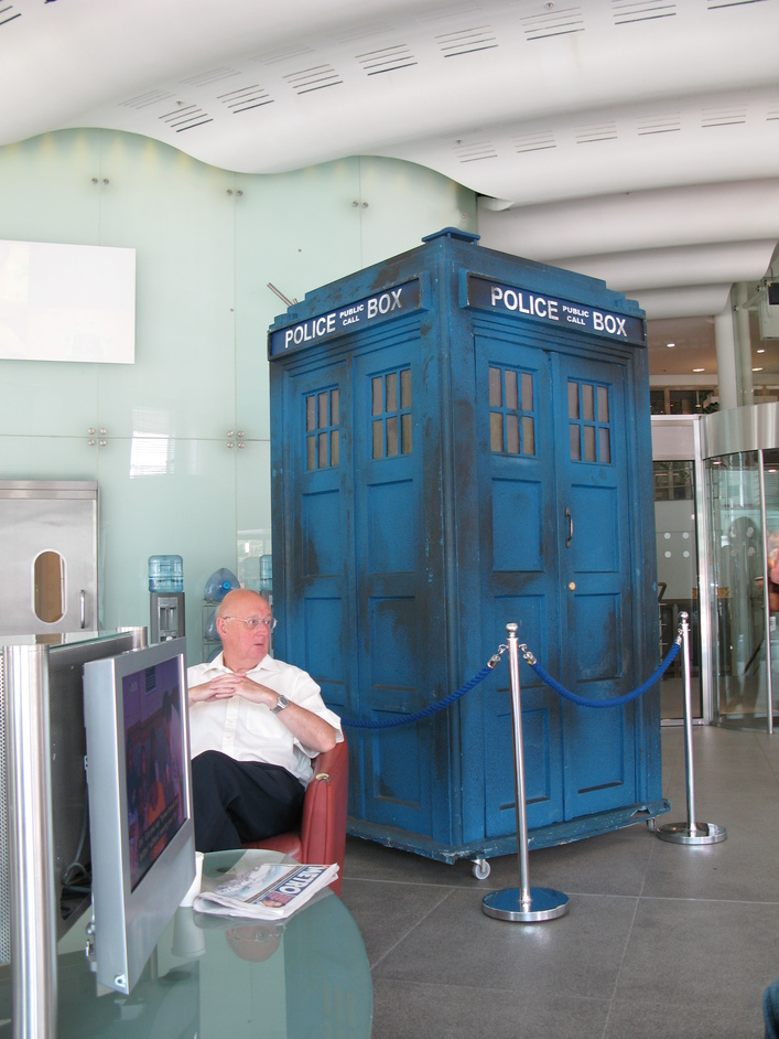 BBC Television Centre - BBC Television Centre Main Reception
