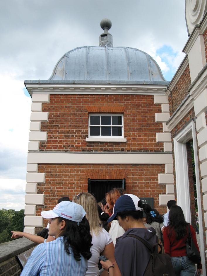 Royal Observatory Greenwich - Camera Obscura