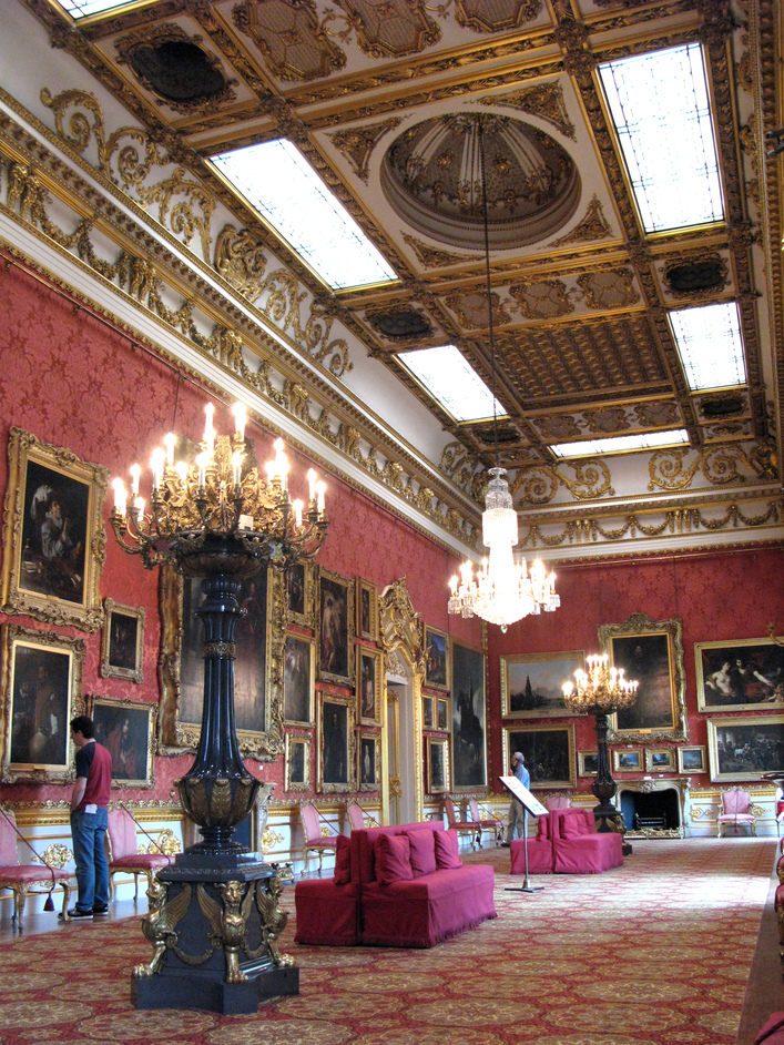 Apsley House - Waterloo Gallery