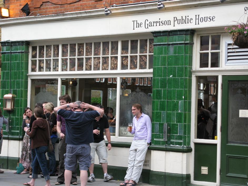 The Garrison Public House