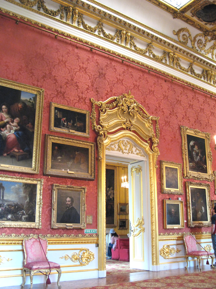 Apsley House - Waterloo Gallery