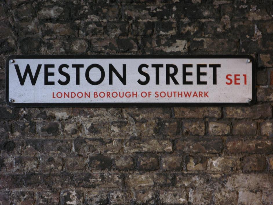 Weston Street