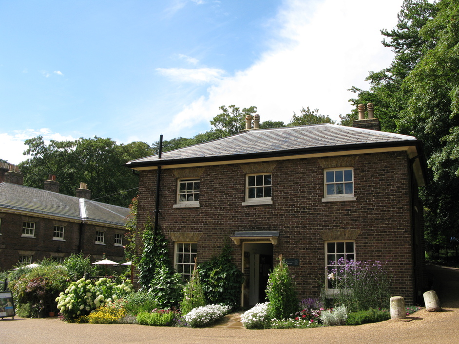 Kenwood House - Visitor Information Centre and the Garden Shop